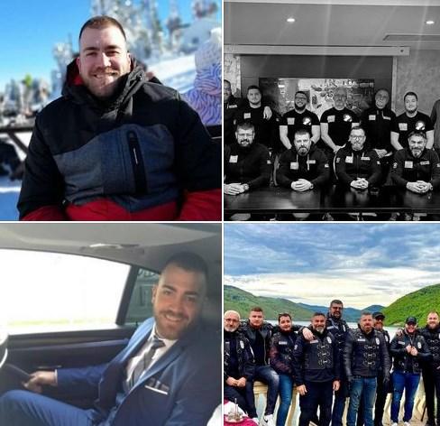 Убиениот српски ММА борец работел како телохранител на српски криминалци