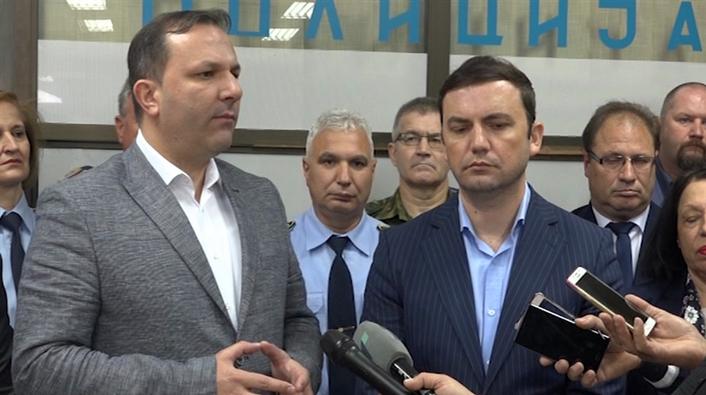 """Милошоски: Османи и Спасовски многу порано знаеле за """"ерменската афера"""", ама молчеле"""