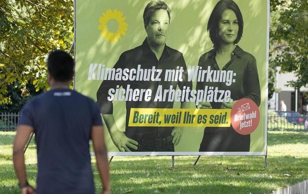 """И ова се случува: Германски суд и дозволил на десничарска партија да поставува плакати со парола """"Зелените на бесилка""""!"""