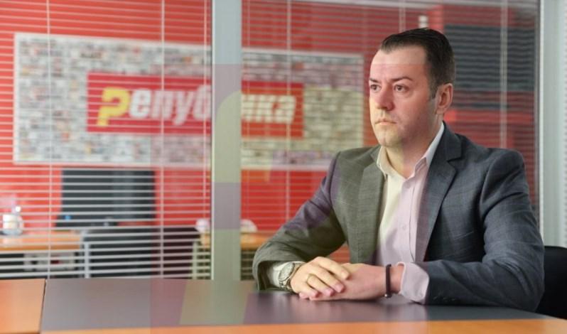 Стефковски: Очекувам убедлива победа во првиот круг и мнозинство на советничката листа