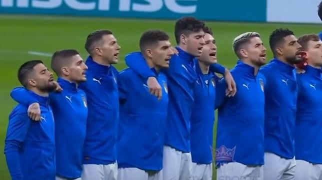 Лига на нации: Падна Италија среде Милано