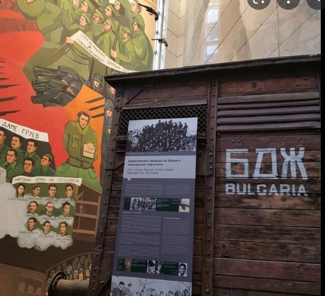 Што ќе каже Бугарија: Пендаровски најавува задолжителна посета на Музејот на Холокаустот за учениците