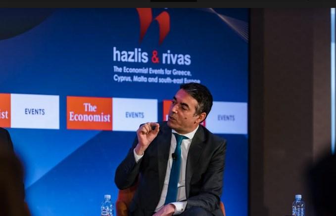 Димитров ја плаши ЕУ дека на Балканот може да се повторат деведесеттите години