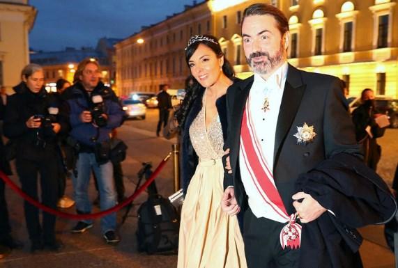 Ова е наследникот на Романови, се ожени со Италијанка (ФОТО)