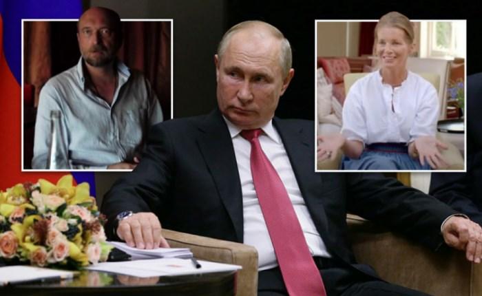 Путин го раскинал бракот на внуката на Толстој и неговиот банкар (ФОТО)