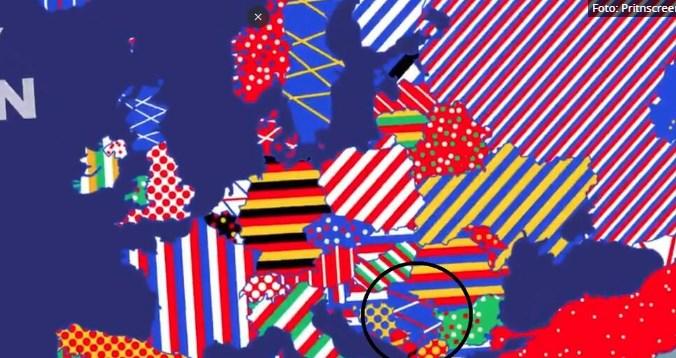 За УЕФА Косово е срцето на Србија (ФОТО)