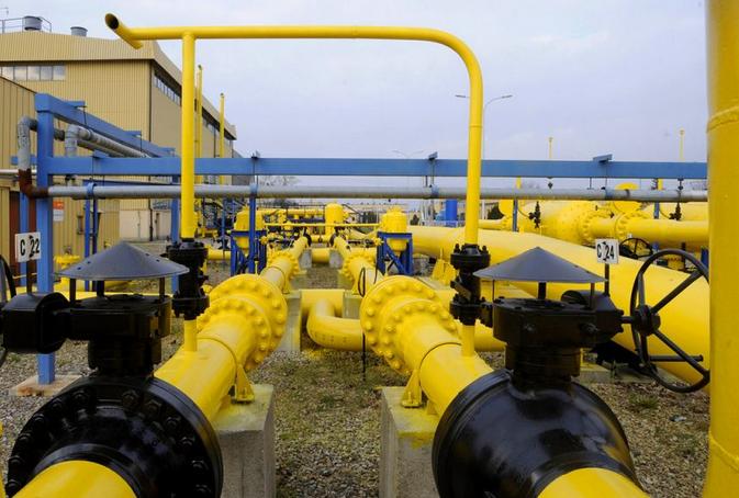 Цената на гасот урива рекорди: Ново поскапување за 20% од минатата недела, цената стигна до 1.200 долари за 1.000 кубни метри