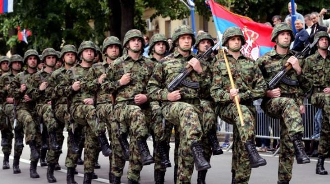Српската војска влегува на Косово ако НАТО не ги смири косоварите